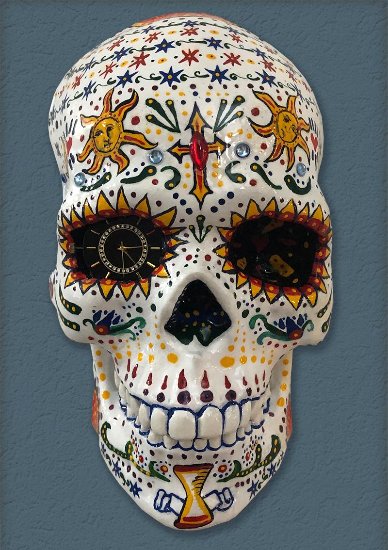 Sugar Skull by Amanda Zirzow