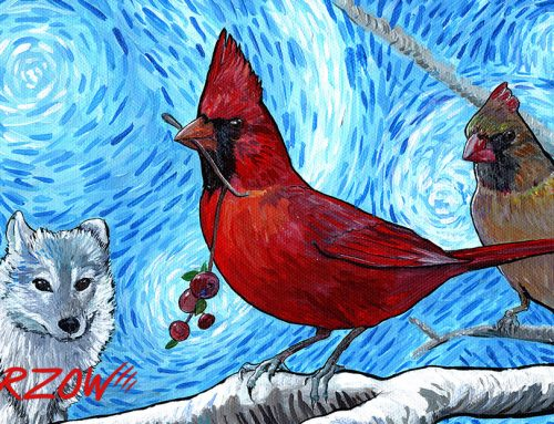 The Cardinal and the Fox