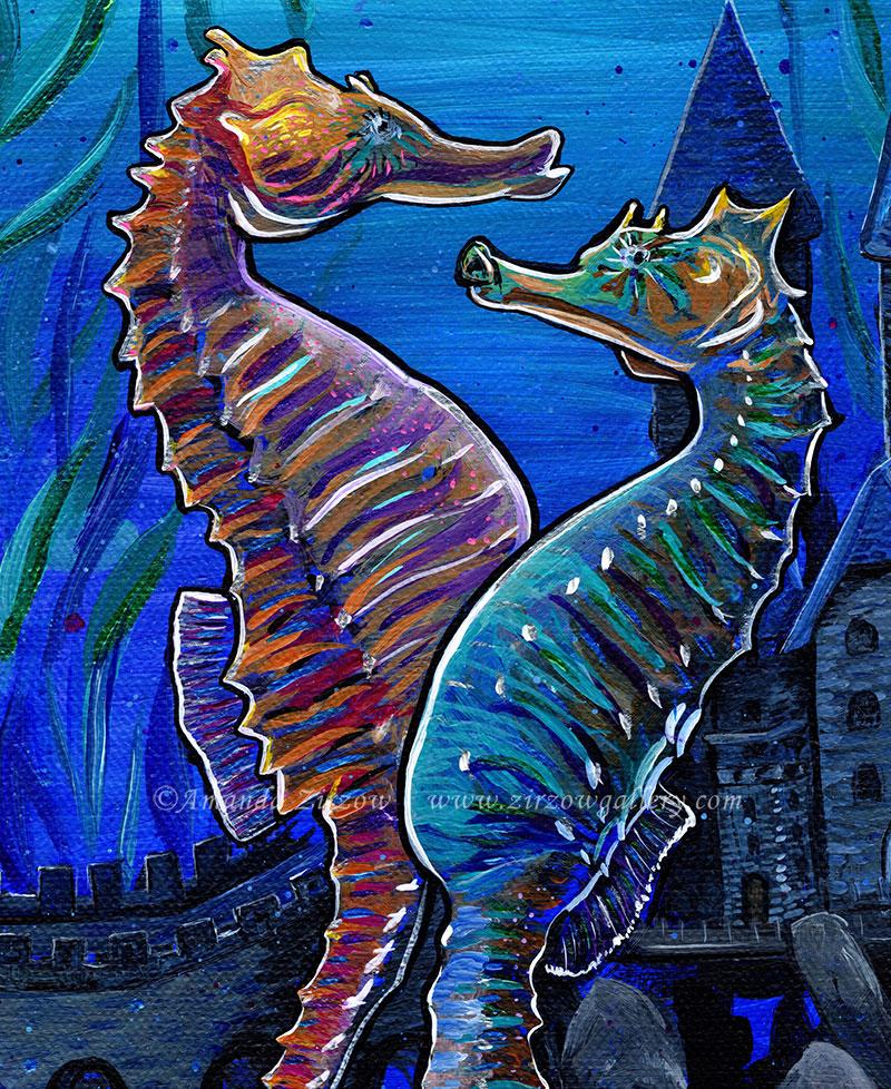 Seahorse Serenade